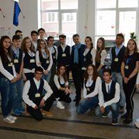 Гостуване на кмета г-н Тодор Попов в училището - ПГ Иван Сергеевич Аксаков - Пазарджик